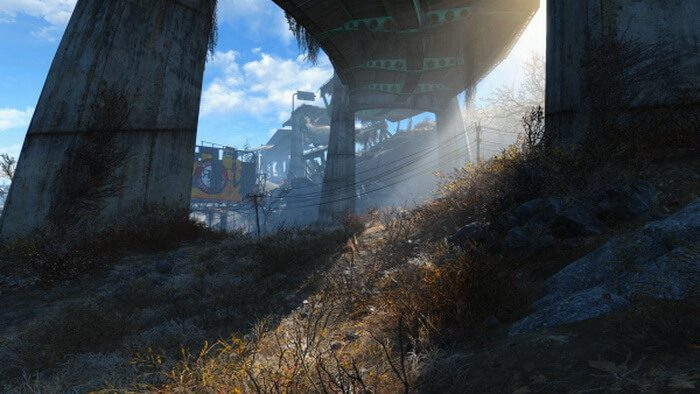 Measuring Fallout 4 Map Size Against GTA V, Skyrim And Others