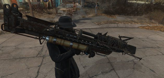 Fallout  Modern Firearms Crafting