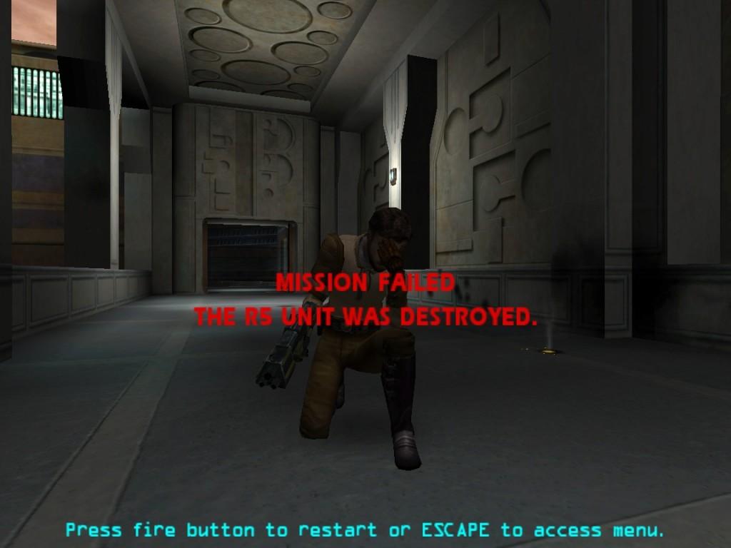escort mission