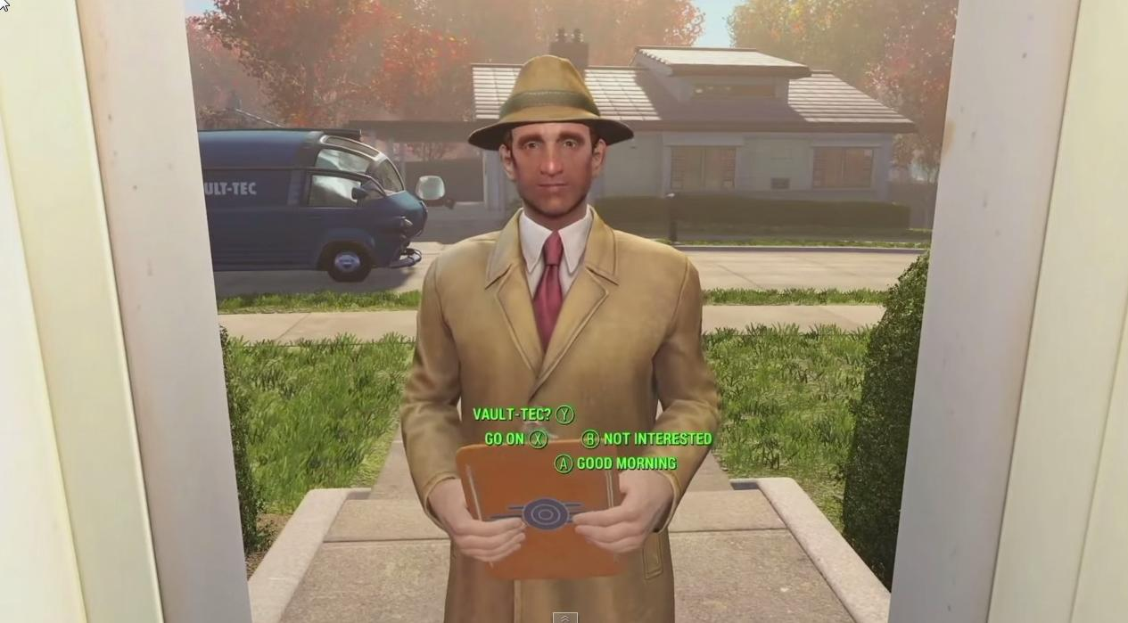 fallout 4 dialogue