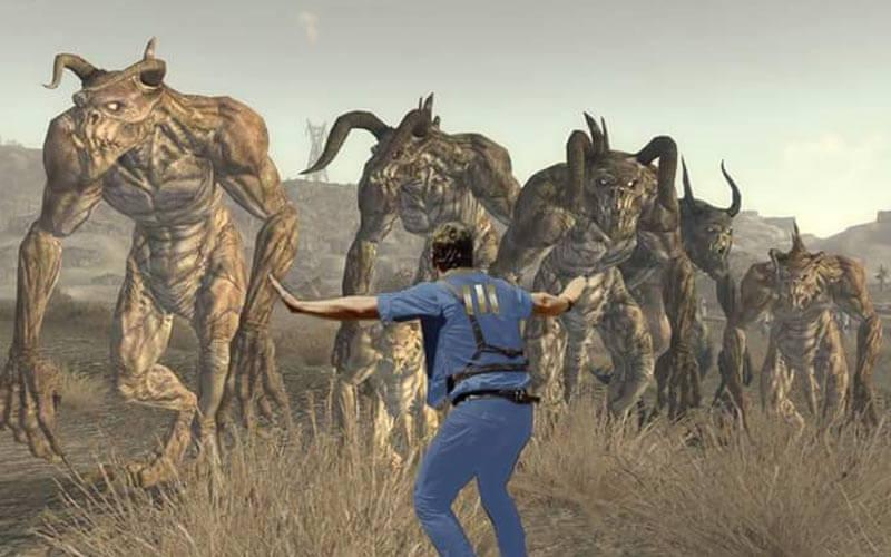 скачать Fallout 4 скачать Torrent - фото 9