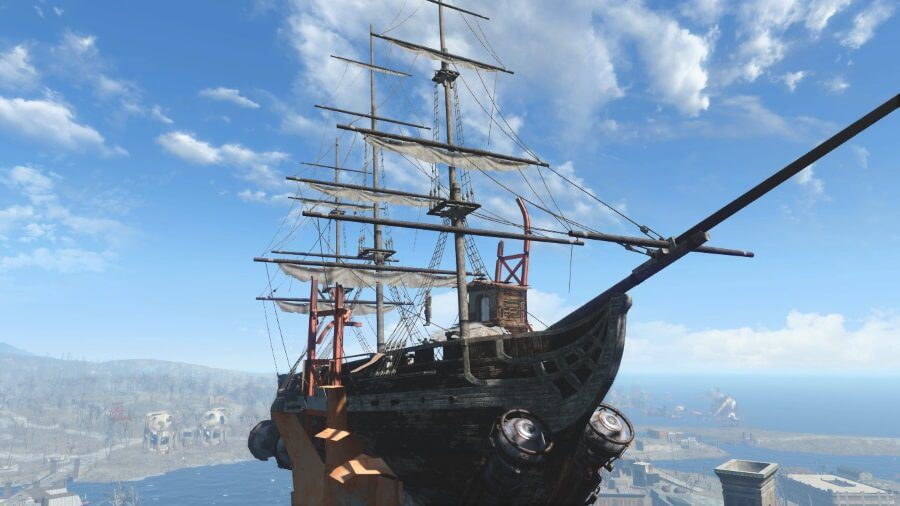 fallout4_USS_constitution