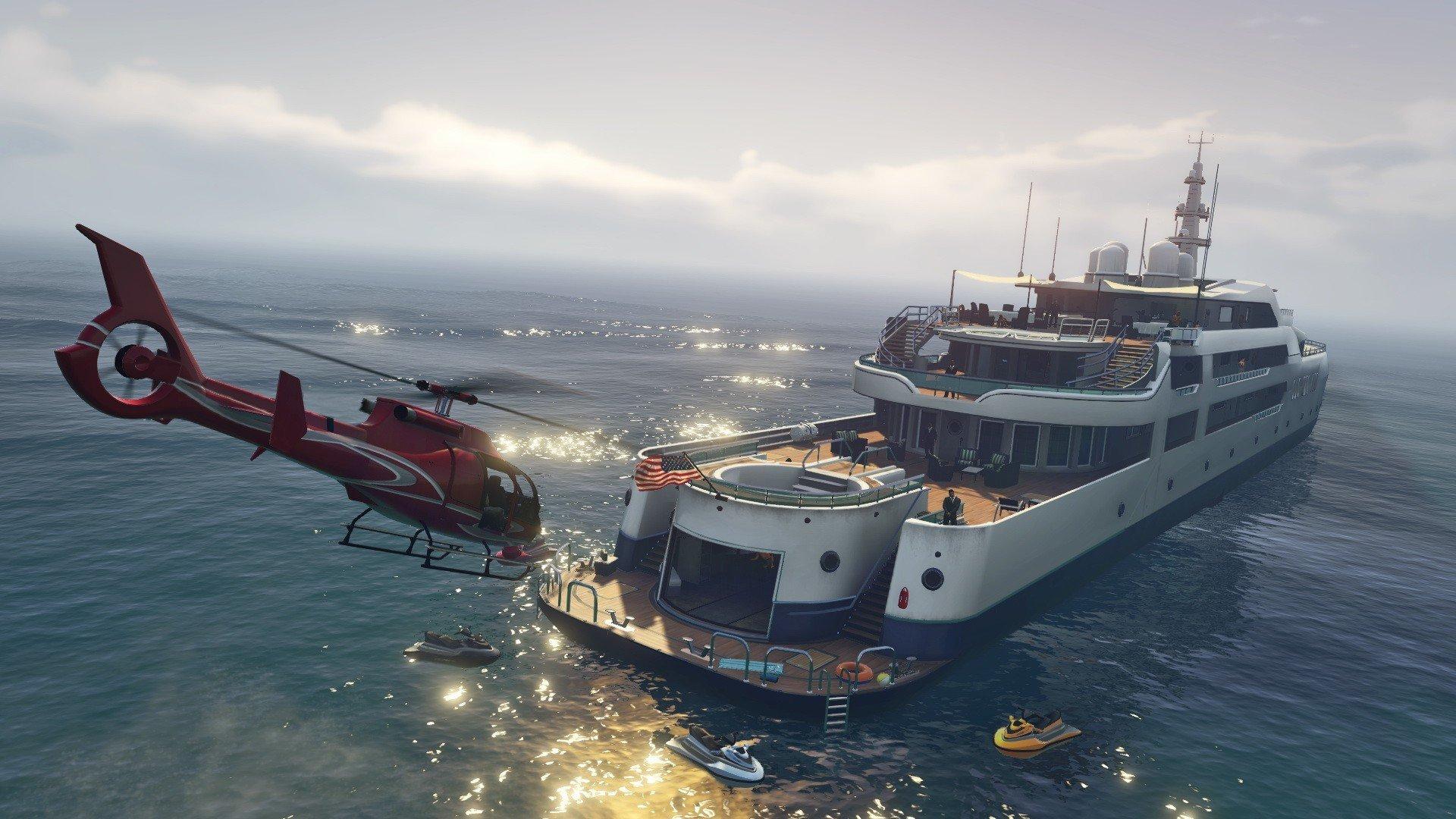 gta yacht 2
