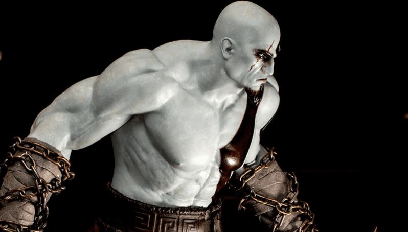 kratos statue 2