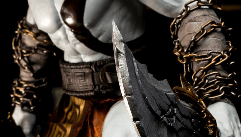 kratos statue 3