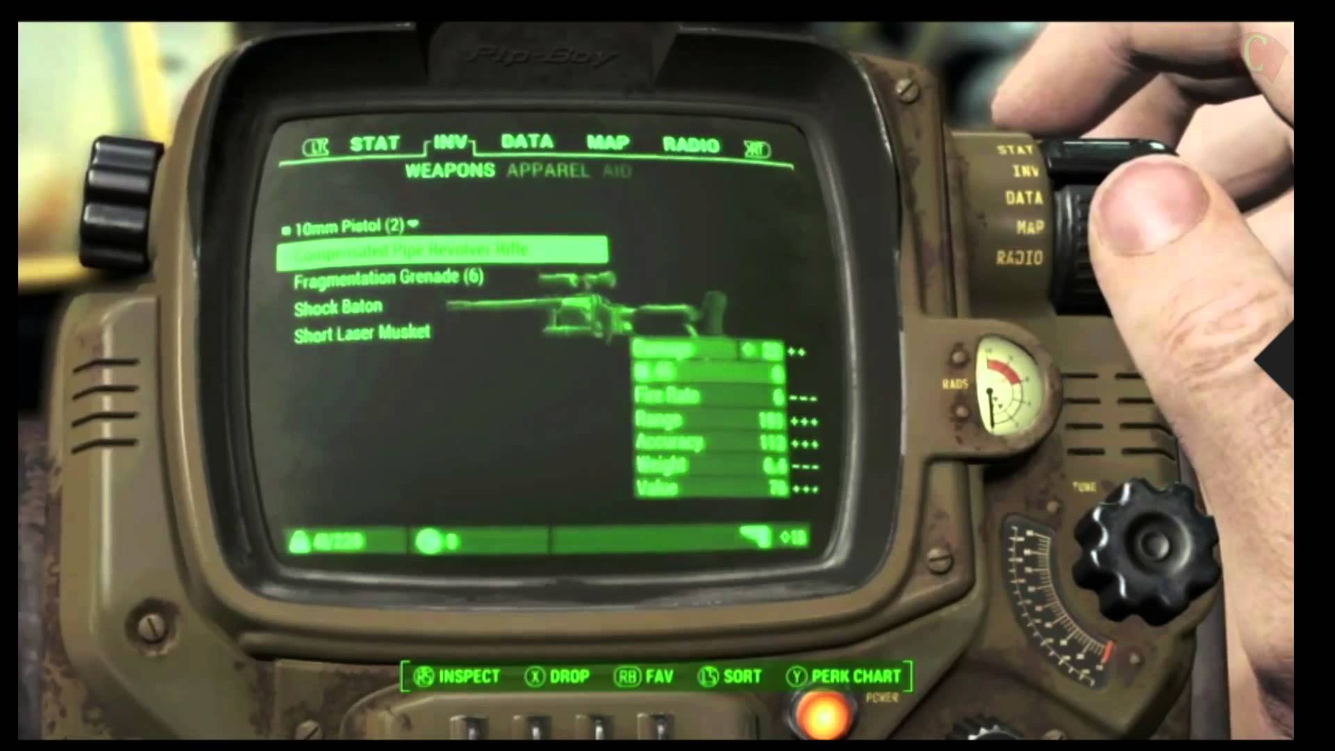 iphone pip boy stupid things in fallout 4 that make no sense 8453