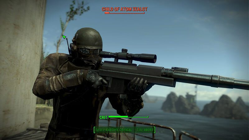 Fallout New Vegas Sneaky Sniper Build