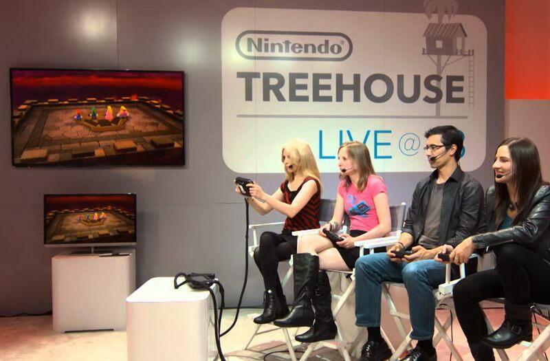 Image credit - Nintendo Treehouse