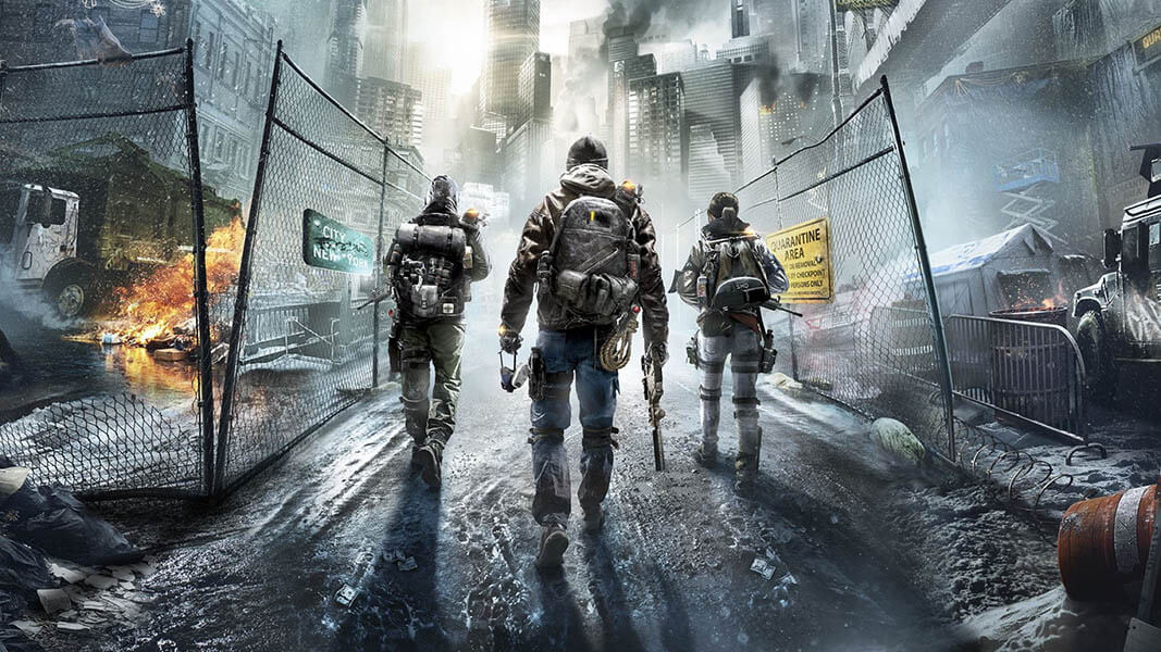 Gamer Uncovers Secret Division Files That Will Change The Way ...