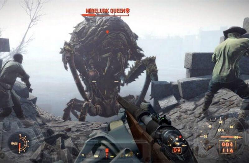 Fallout 4 Survival Mode Review