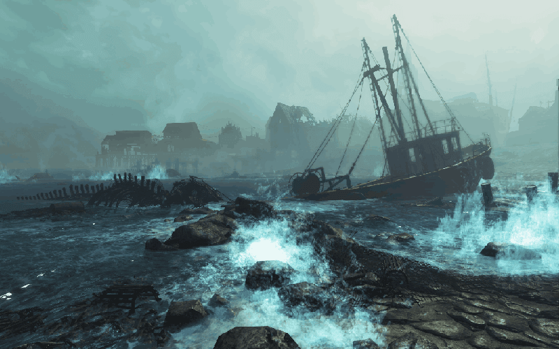 Fallout 4 - Far Harbor DLC File Size Leaked And It's Huge