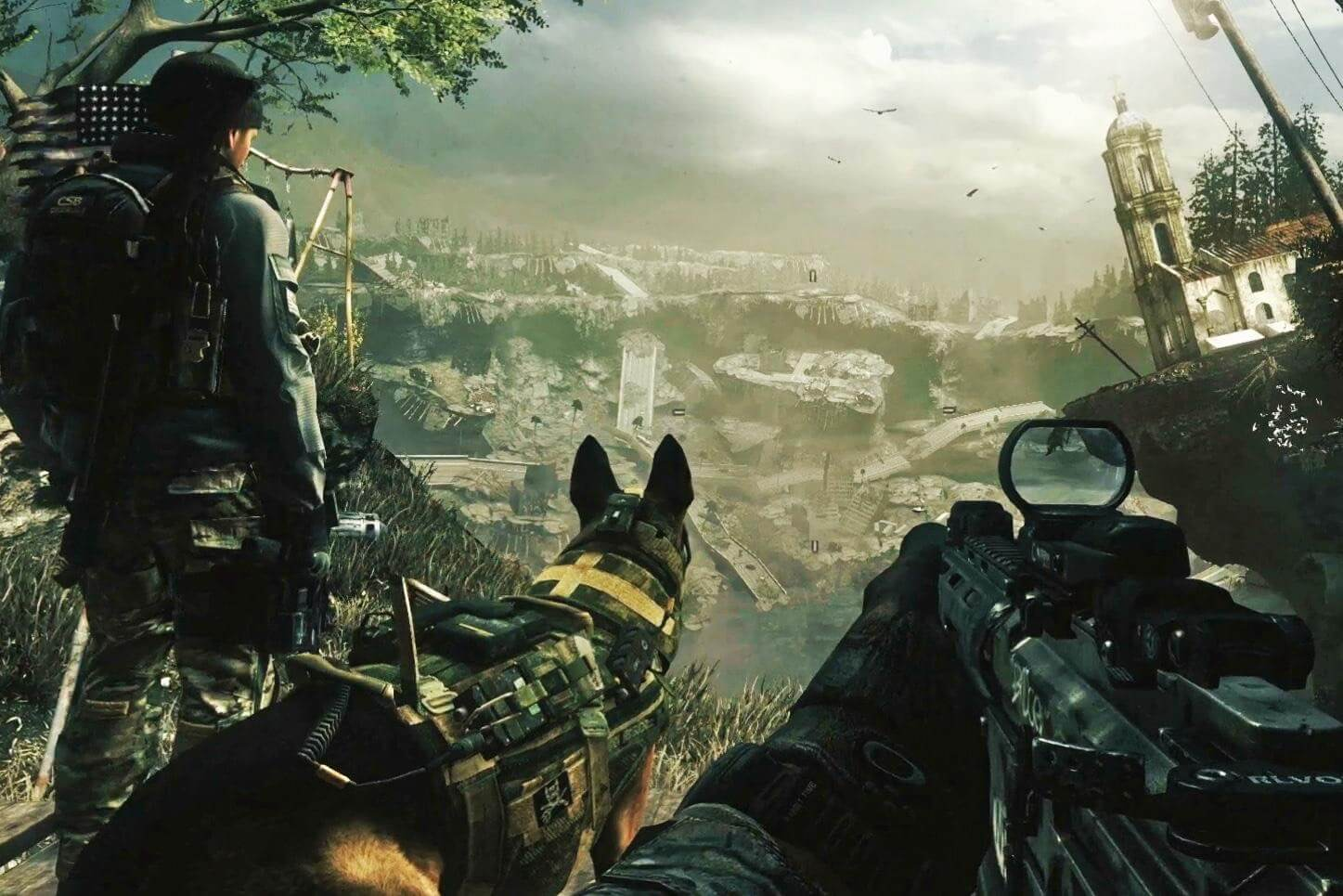call of duty 2016 will have a single player campaign