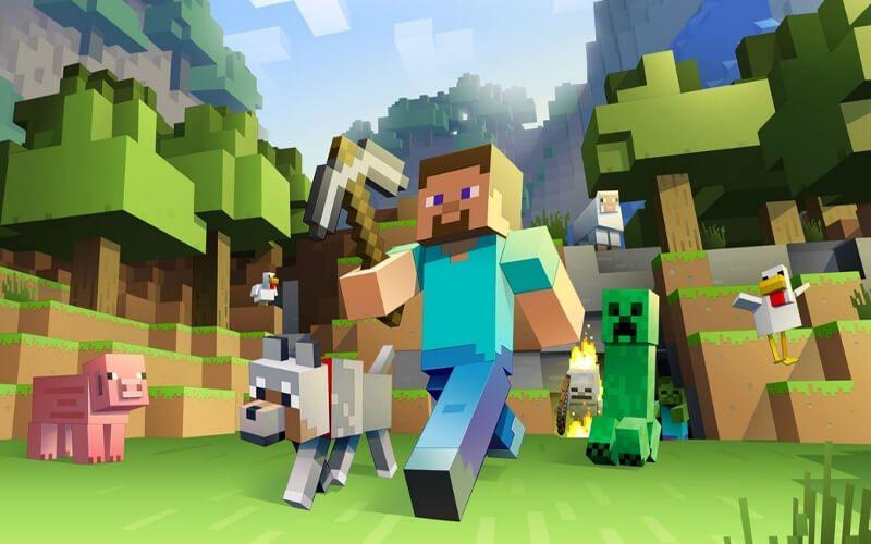 Minecraft Cover by kieranbaker on DeviantArt
