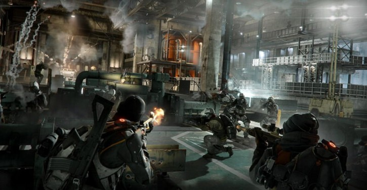 Image: Tom Clancy's The Division