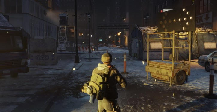 Image: The Division