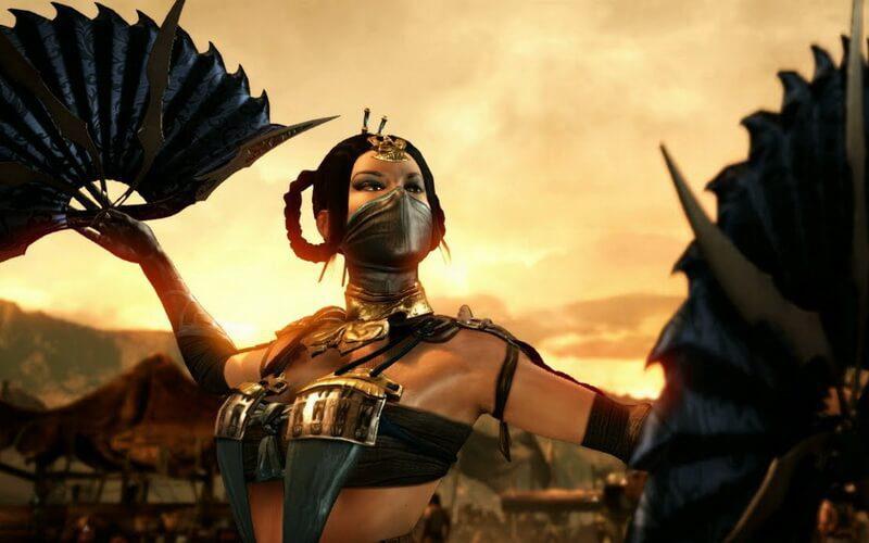 Mortal Kombat4