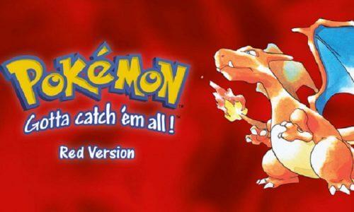 Pokemon Red 1