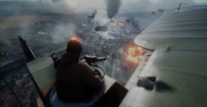 Battlefield 1 goes back to world war 1 setting