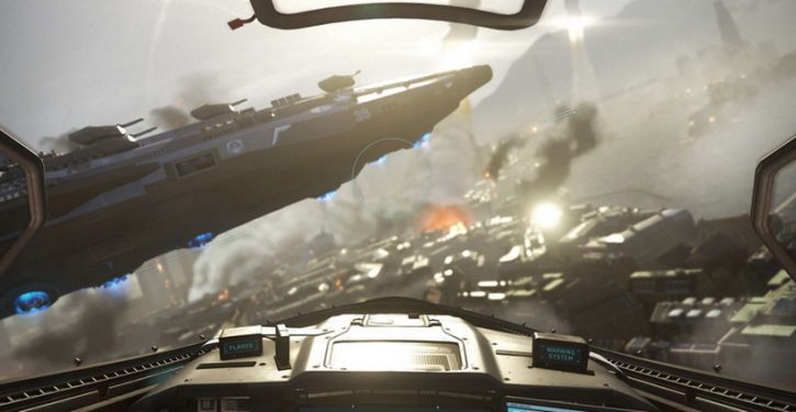 Call of Duty: Infinite Warfare takes the battle into space