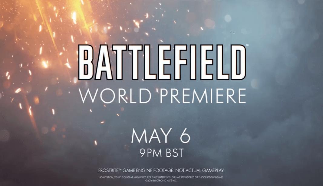 Battlefield. DICE