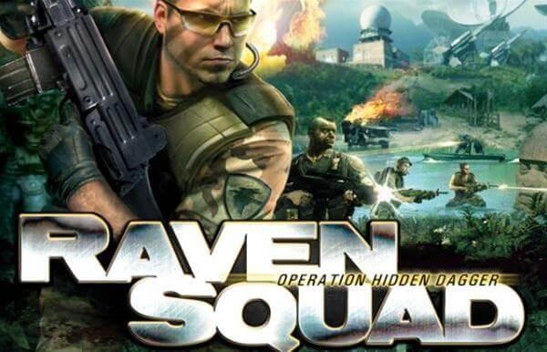 Raven Squad - Hidden Dagger