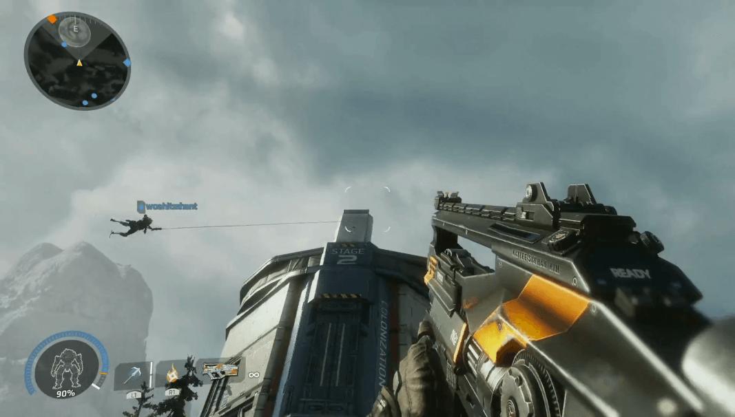 Titanfall 2, EA