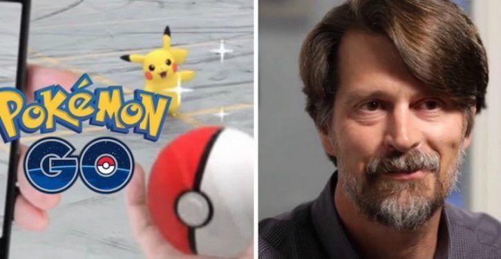 pokemon go creator