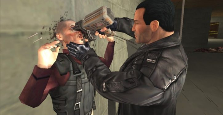10 Most violent video games punisher featured