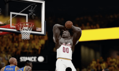 Harambe NBA2k17 Featured
