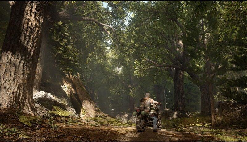 Days Gone - первые скриншоты нового эксклюзива Sony