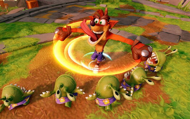 Crash bandicoot ps4 release date in Australia