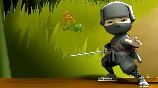 Mini Ninjas best ninja games