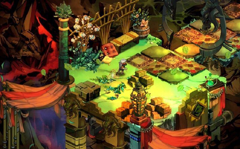Image: Supergiant Games