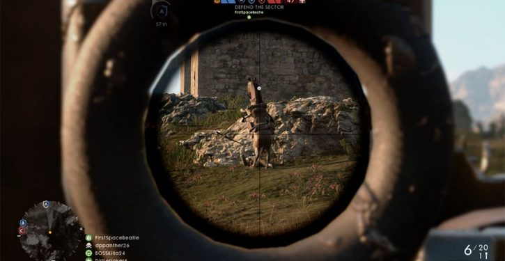 WillyBF1SnipingFeatured