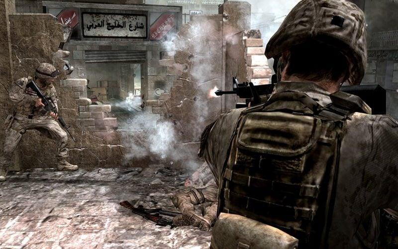 скачать игру Cod Modern Warfare 2 через торрент - фото 5