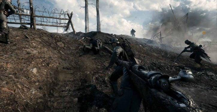 Battlefield 1 no hud featured