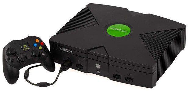 Xbox evolution consoles