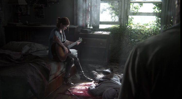 ellie guitar