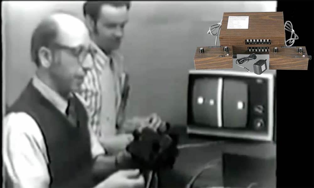 evolution gaming consoles magnavox