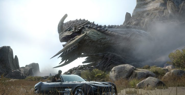 final fantasy xv featured