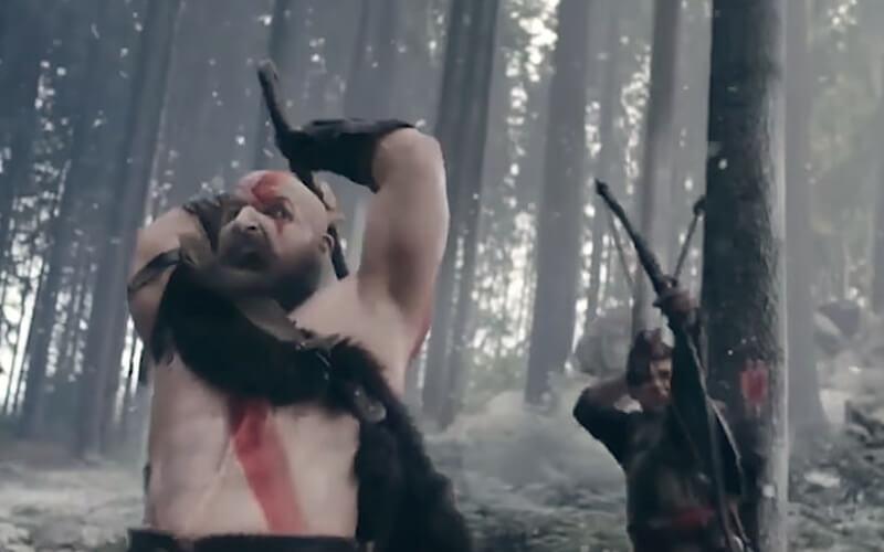greek hunting