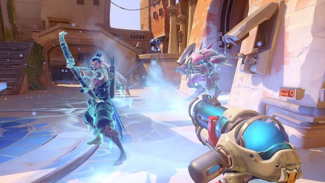 Korean Legislators freezing the account of two aimbot-using players. Credit: Blizzard