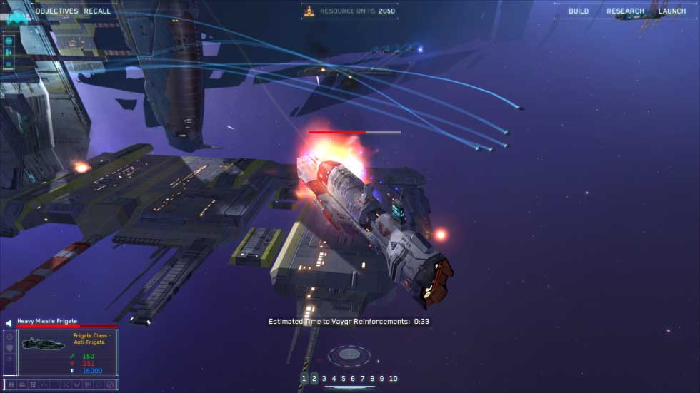 homeworld remastered best strategy featured