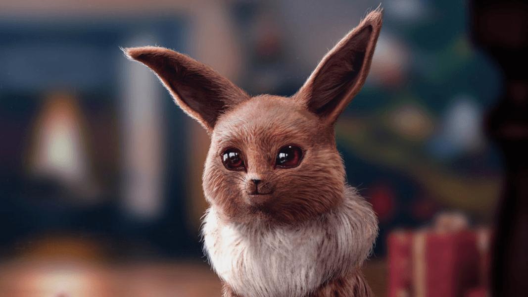 Real Life Pokemon Eevee Images | Pokemon Images