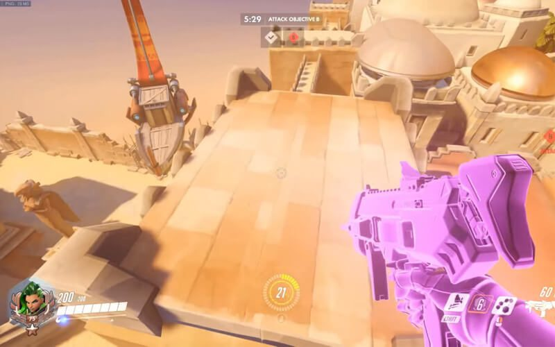 overwatch cheaters