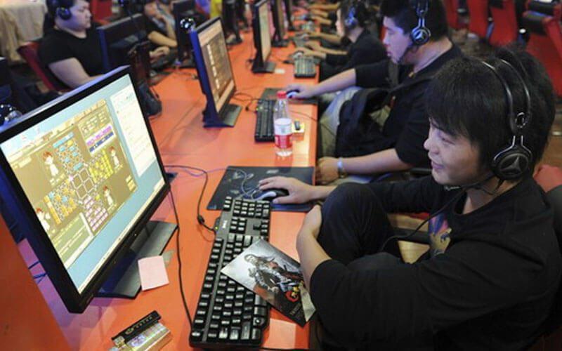 chinese gamer