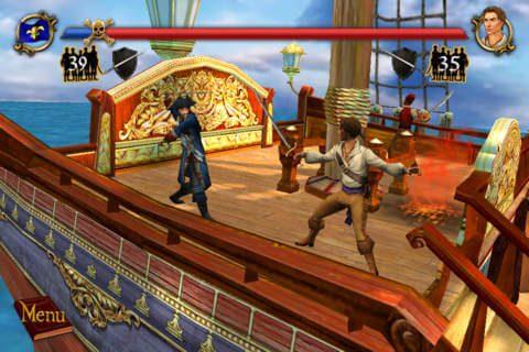 pirate video games