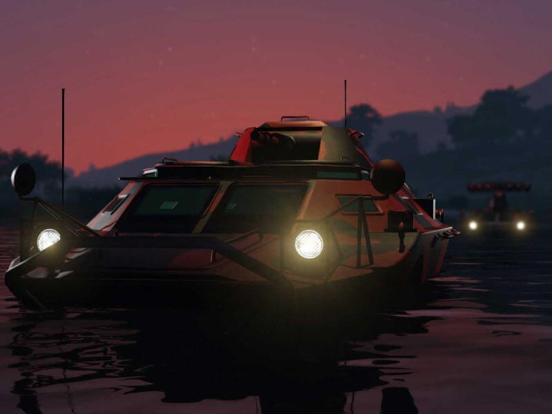 GTA Online is getting a massive new update, adds new career path