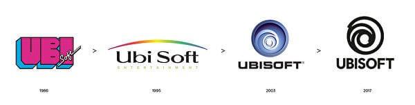 Новый логотип Ubisoft и грусть по старым