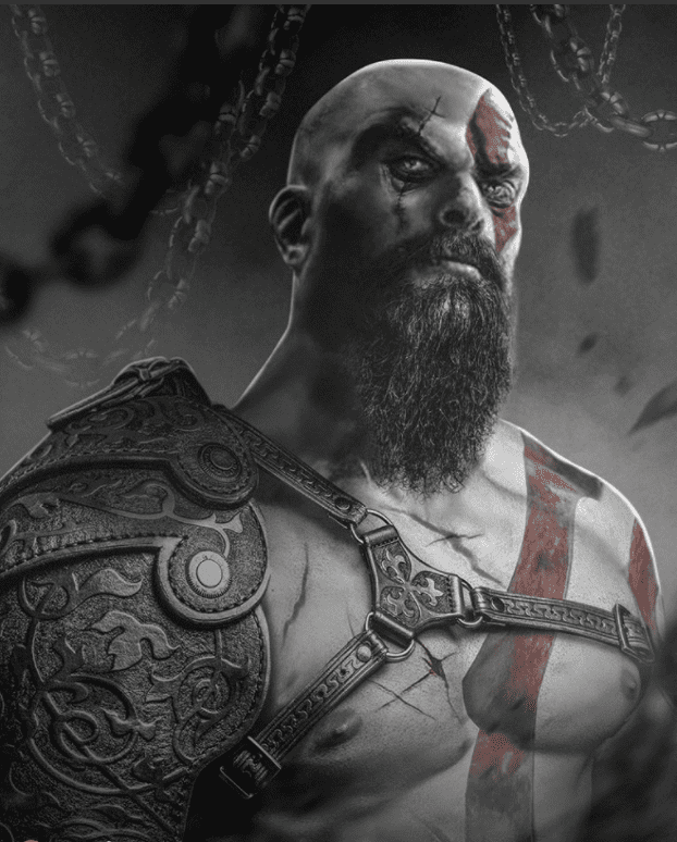 This Is What Jason Momoa Would Look Like As Kratos From